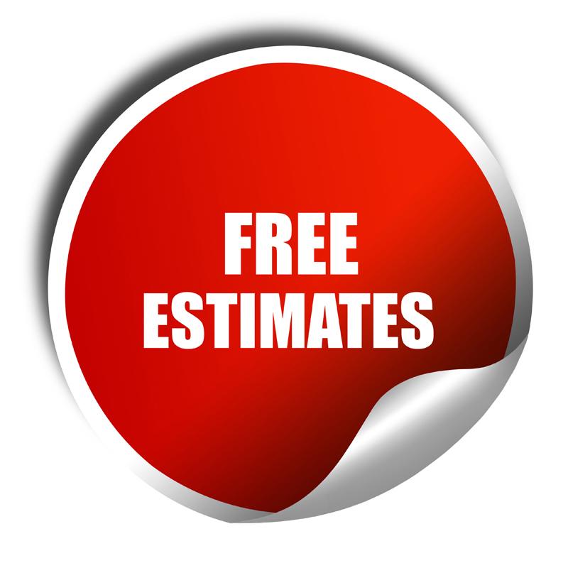 free painting estimates